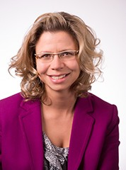 Photograph of Michelle Verburg