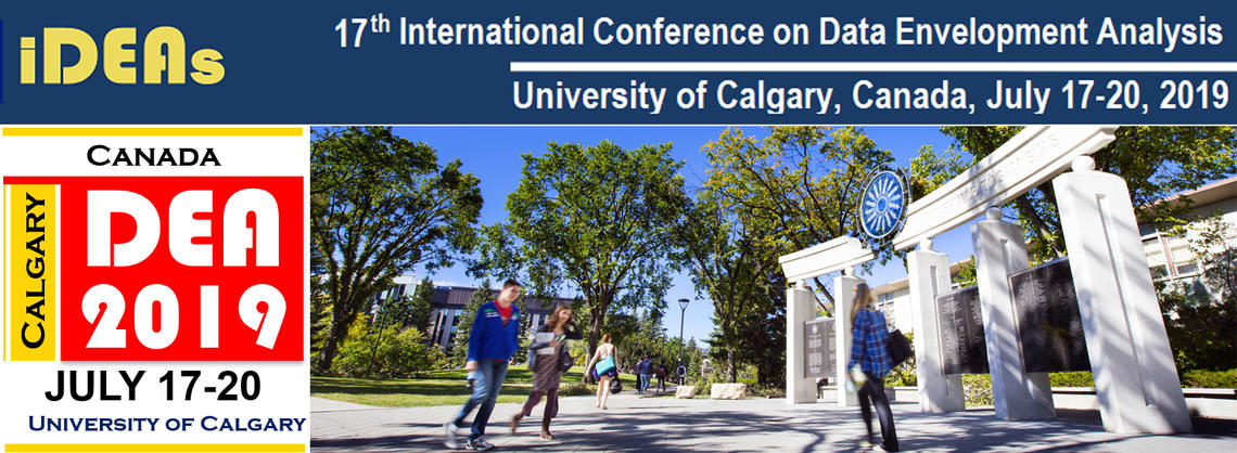17th International Conference on Data Envelopment Analysis